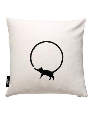 Cat Circle Kussenhoes