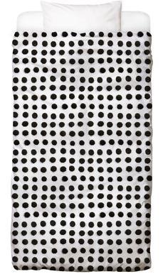 Ink Dots Kids' Bedding