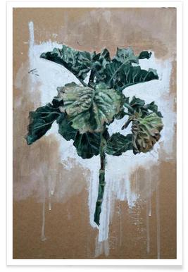 Velo Grablje - Brussels Sprout. Poster