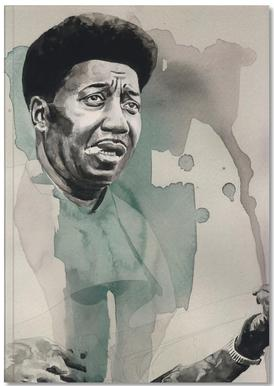 Muddy Waters Carnet de note
