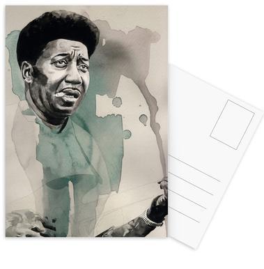 Muddy Waters Postcard Set