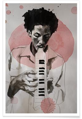 Augustus Pablo Poster
