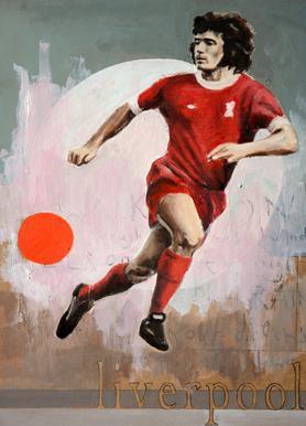 One Love Liverpool Canvas print
