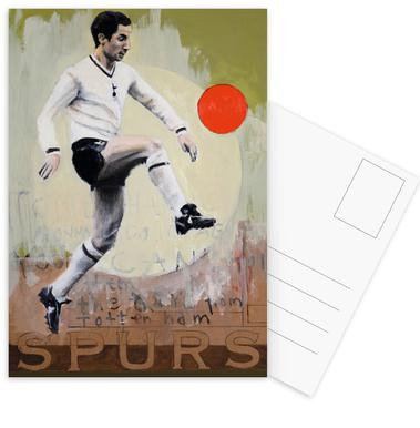 One Love - Spurs Postcard Set