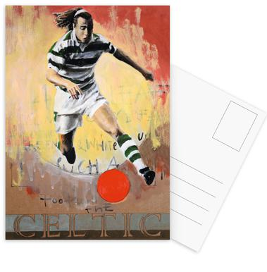 One Love - Celtic Postcard Set