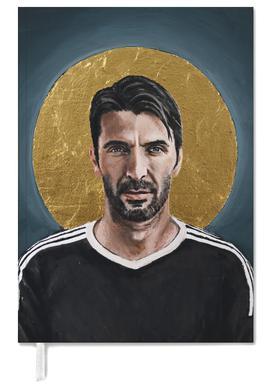 Football Icon - Buffon Personal Planner