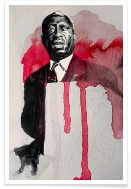 Leadbelly -Poster