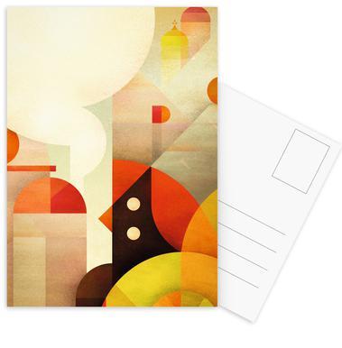 Canopy Bird -Postkartenset