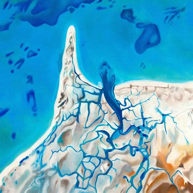 Bahamas Acrylic Glass Print