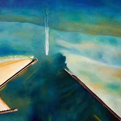 Dunkerque Canvas Print