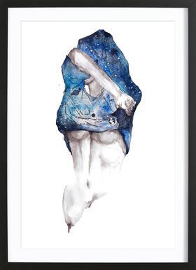 Universe Framed Print