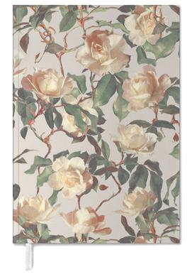 Vintage Roses Personal Planner