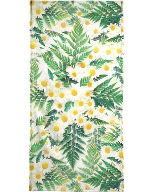 Textured Vintage Daisy And Fern som Personal Planner  dd169692cee12