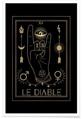 Le Diable -Poster