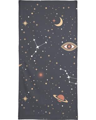 Mystical Galaxy -Handtuch