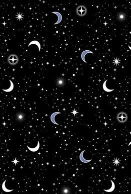 Stars Holiday -Acrylglasbild