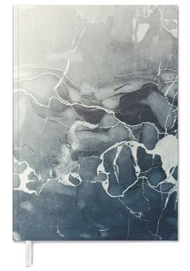 Blue Sea Marble Personal Planner