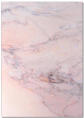 Blush Marble notitieblok