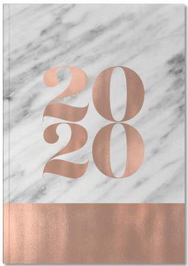 2019 Marble Edition Carnet de note