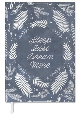 Sleep Less agenda