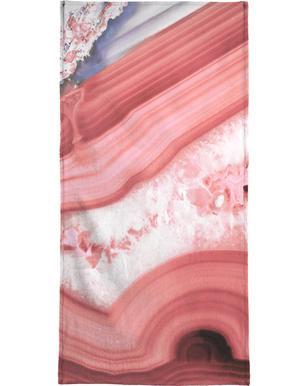 Agate Living Coral handdoek