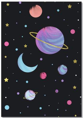 Great Universe Notizbuch
