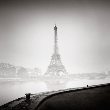 Tour Eiffel Leinwandbild