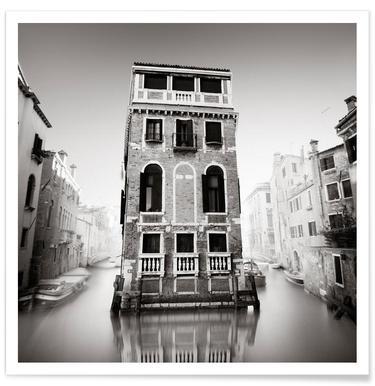 Palazzo Tetta Poster