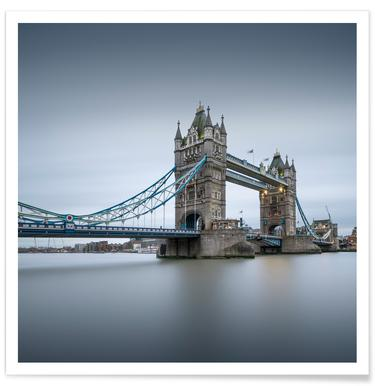 London - Tower Bridge Poster