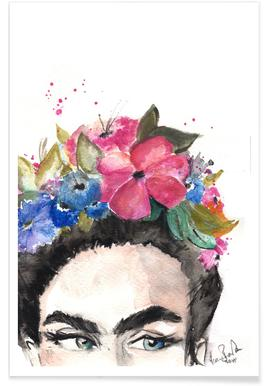Frida's Look affiche