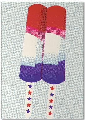 Patriot Pop Notebook