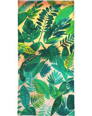 Jungle Leaf handdoek