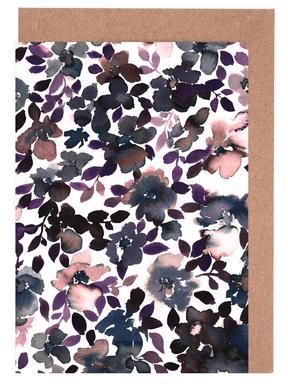 Sophia Dusty Pink Greeting Card Set