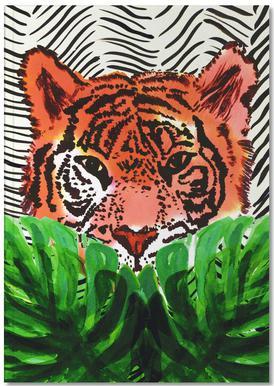 Tiger Carnet de note