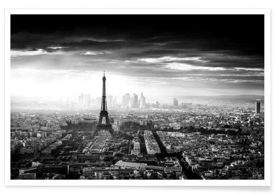 Paris - Jaco Marx Poster