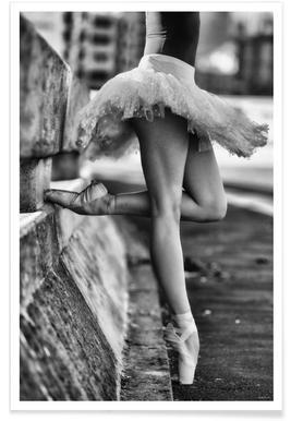 Dancer - Michael Groenewald Poster