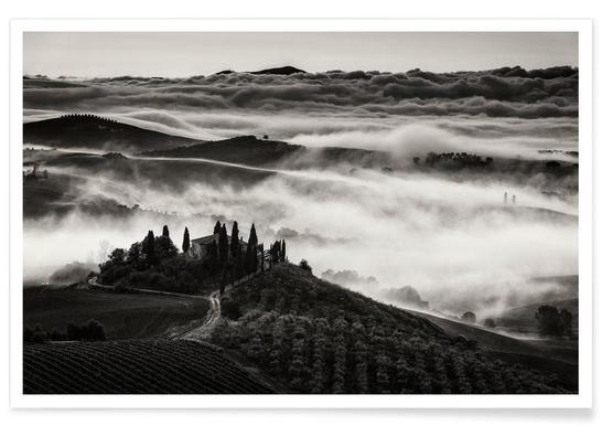 Tuscany - Nina Pauli Affiche