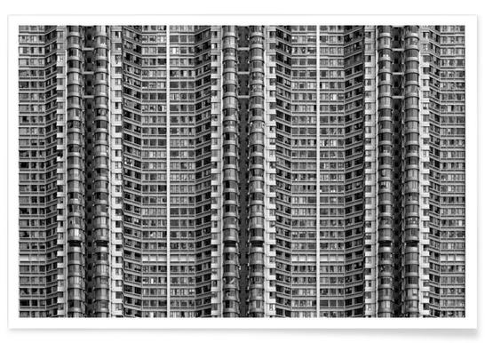 Better know where your flat is - Stefan Schilbe Poster