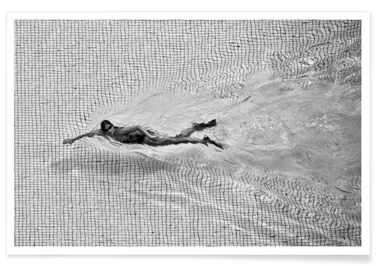 Breaking The Net - C.S. Tjandra Affiche
