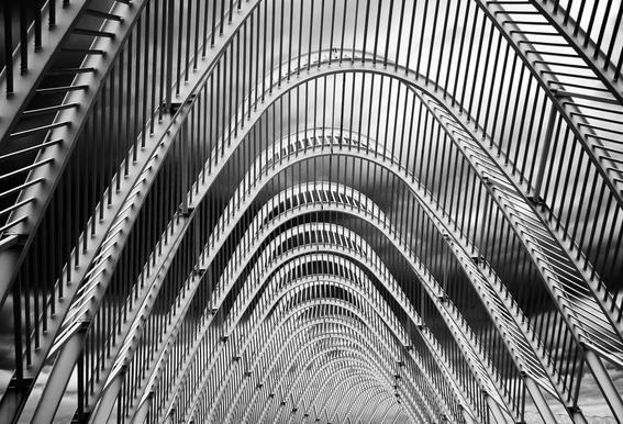 Cage - Chris Leontarakis Acrylic Print