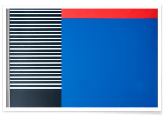 Colorful - Henk Van Maastricht Poster