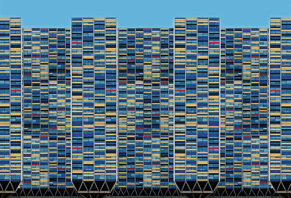Big, Bigger, Biggest - Henk Van Maastricht Acrylic Print