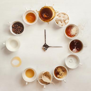 It's Always Coffee Time - Dina Belenko Acrylic Print