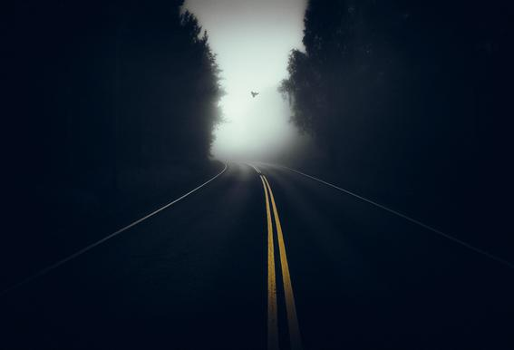 High Way - Mika Suutari alu dibond