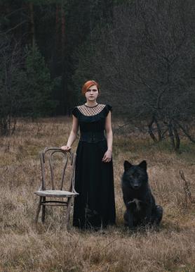 002 - Olga Barantseva canvas doek