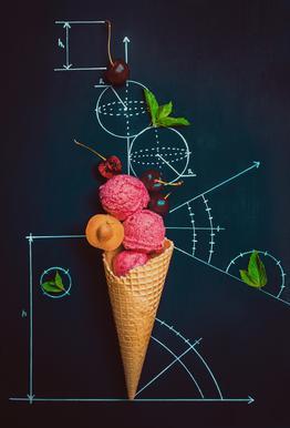 Summer Homework - Dina Belenko acrylglas print