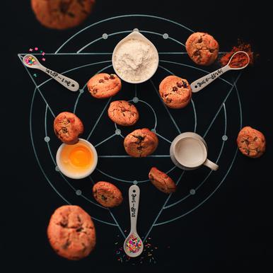 Baking Alchemy - Dina Belenko acrylglas print