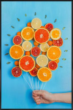 Congratulations On Summer! - Dina Belenko ingelijste poster
