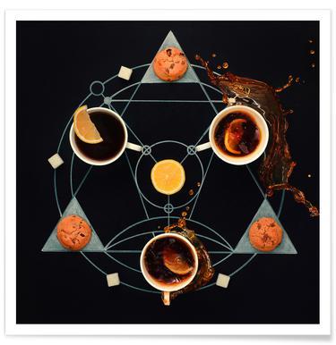 Teatime Alchemy - Dina Belenko poster