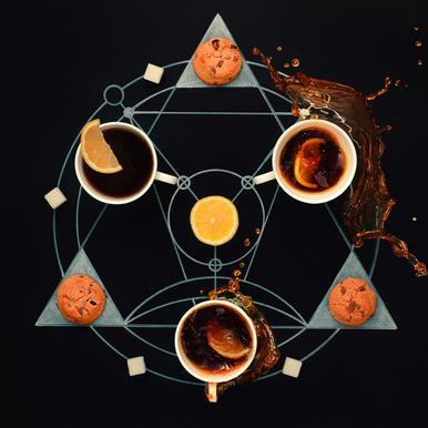 Teatime Alchemy - Dina Belenko alu dibond